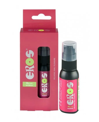 Spray anal EROS Relax Woman Spray 30ml - Stimulants H/F
