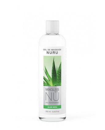Gel massage Nuru Aloe Vera Mixgliss - 250 ml - Lubrifiants intimes
