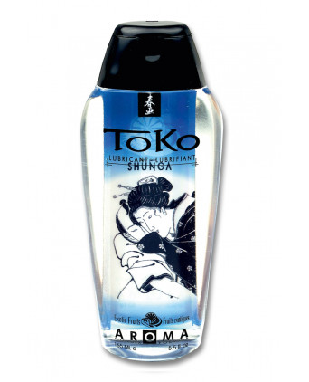 Lubrifiant Toko Aroma - fruits exotiques - Lubrifiants base eau