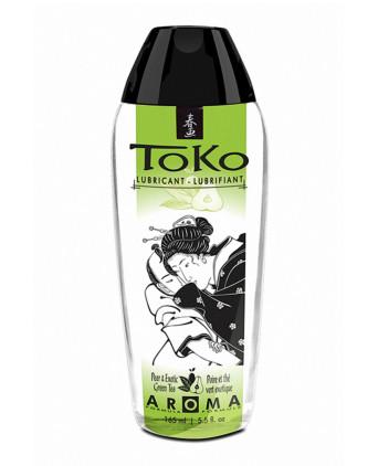 Lubrifiant Toko Aroma - poire et thé vert exotique - Lubrifiants base eau