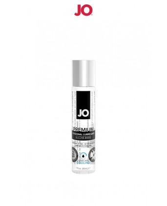 Lubrifiant premium silicone effet frais 30 ml - Lubrifiants silicone