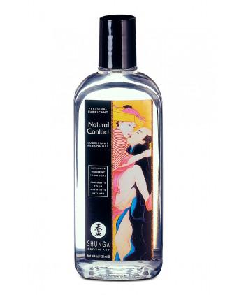 Lubrifiant Shunga Natural contact - Lubrifiants base eau