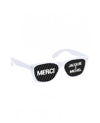 Lunettes Blanc noir - Jacquie & Michel - Plein air