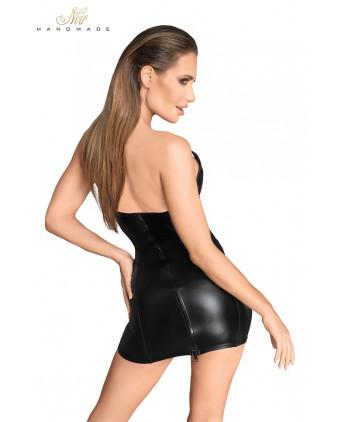 Mini robe corset F195 - Robes sexy