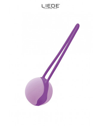 Uno Love Ball Mauve et Violet - Liebe - Boules de Geisha