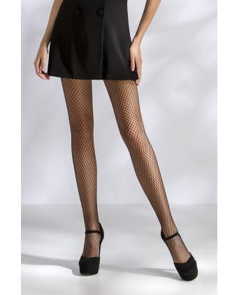 Collants résille TI016 - noir - Collants, bas