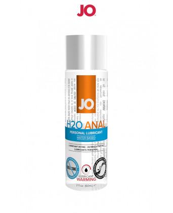 Lubrifiant anal effet chaud 60 ml - Lubrifiants base eau