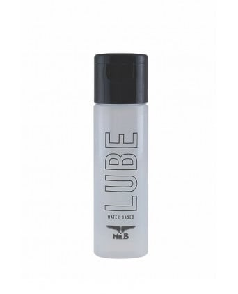 Mister B Lube 30ml - Lubrifiants base eau