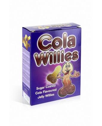 Bonbons zizi au cola - Cola Willies - Accessoires coquins