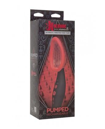 Pompe à vagin rechargeable Pumped - Kink - Stimulateurs femme