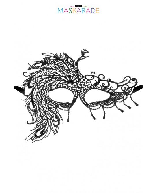 Loup broderie souple Fair Lady - Cagoules, masques