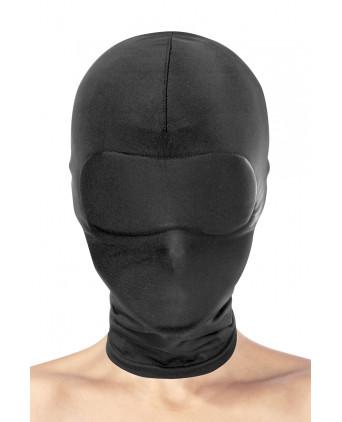 Cagoule BDSM intégrale - Fetish Tentation - Cagoules, masques