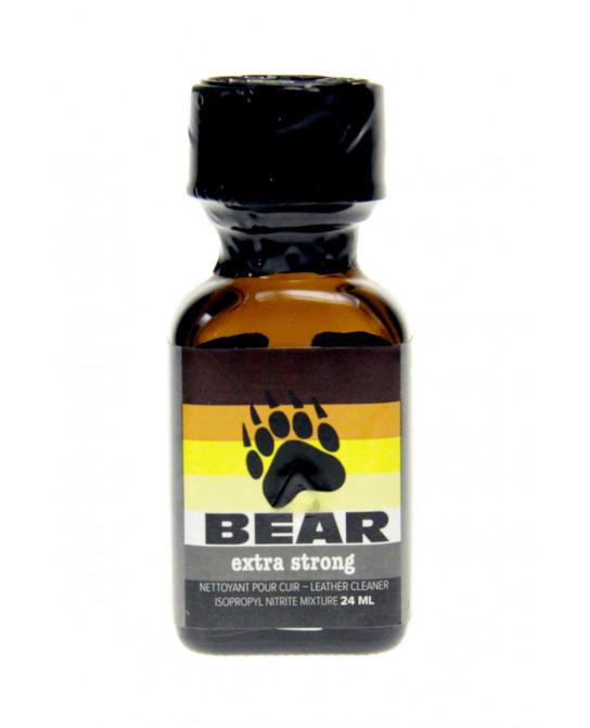 Poppers Bear 24 ml - Poppers