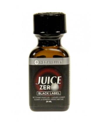 Poppers Juice Zero Black Label 24 ml - Poppers