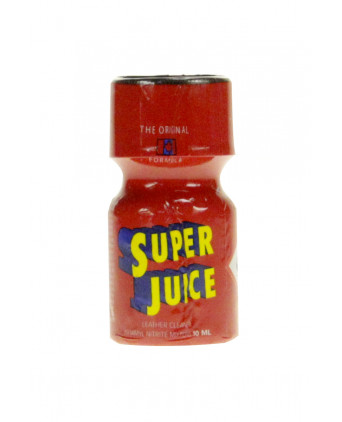 Poppers Super Juice 10 ml - Pharmacie