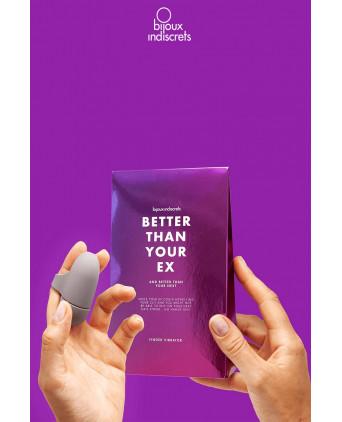 Doigt vibrant - Better than your ex - Sextoys femme