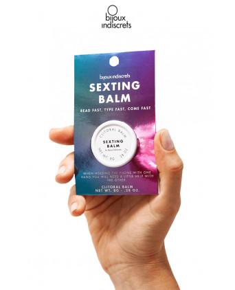 Baume clitoridien parfum Gingembre - Lubrifiants intimes