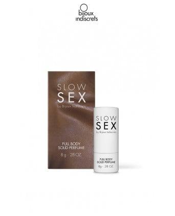 Parfum corporel solide - Relaxation, détente