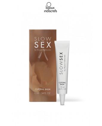 Baume chauffant pour le clitoris - 10ml - Crêmes de masturbation