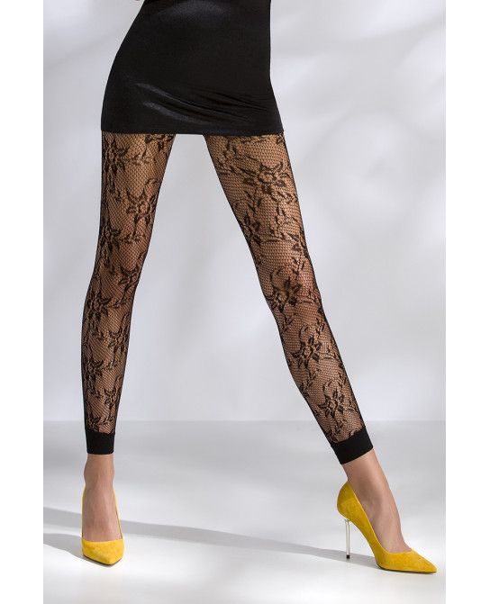 Leggings résille TI051 - noir - Collants, bas