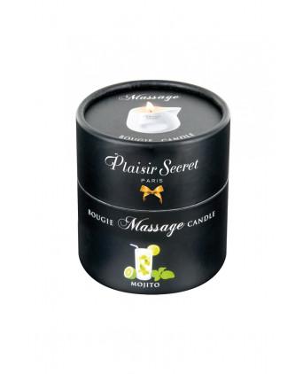 Bougie de massage - Mojito - Massages érotiques