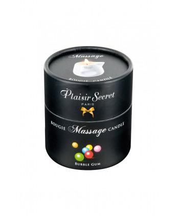 Bougie de massage - Buble gum - Bougies et senteurs