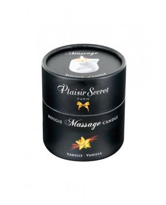 Bougie de massage - Vanille - Massages érotiques