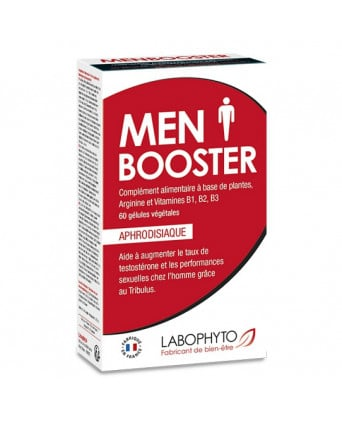 Men booster (60 gélules) - Stimulants H/F