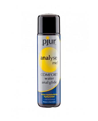 Lubrifiant anal PjurAnalyse Me 100 ml - Lubrifiants base eau