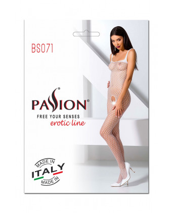 Combinaison BS071 - Blanc - Combinaisons