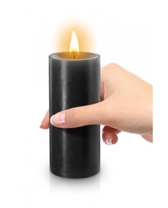 Bougie basse température noire - Relaxation, détente