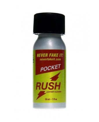 Poppers Pocket Rush 30 ml - Pharmacie