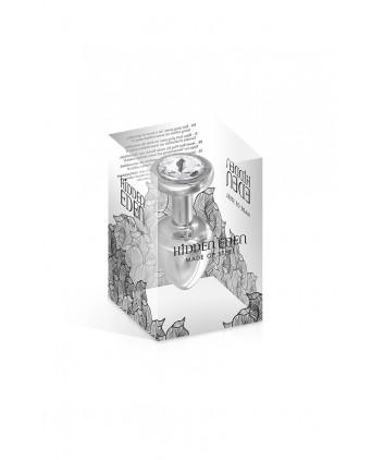 Plug bijou acier XS 104gr - Hidden Eden - Plugs , anus pickets