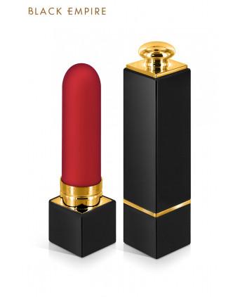 Mini vibro rouge à lèvres My Lady - Black Empire - Sextoys femme