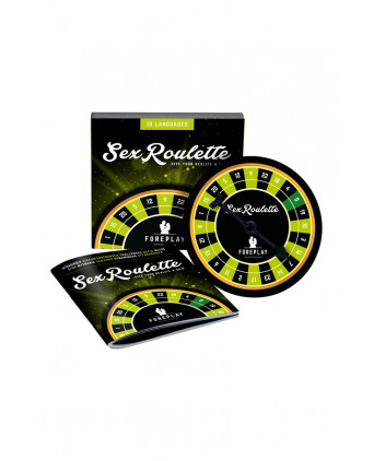 Sex roulette Foreplay - Jeux couple