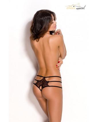 Culotte ouverte noire Avril - Anaïs - Dessous Sexy