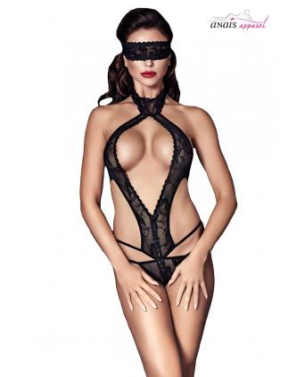 Body noir Alexandra - Anaïs - Body et top