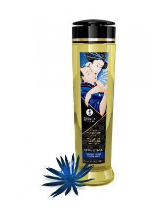 Huile de massage Fleur de minuit - Shunga - Massages érotiques