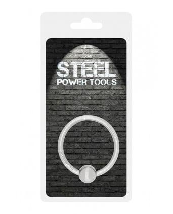 Anneau de gland - Steel Power Tools - Sextoys homme
