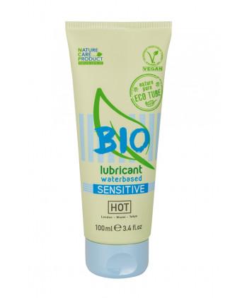 Lubrifiant HOT BIO Sensitive 100 ml - Lubrifiants intimes