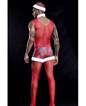 Costume père Noël sexy - Déguisements homme
