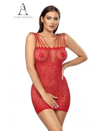 Robe Rubi rouge - Angels nevers Sin - Robes sexy
