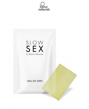 Oral sex strips - Bijoux Indiscrets - Aphrodisiaques couple