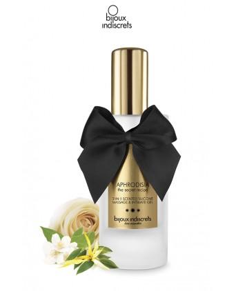 Gel parfumé 2 en 1 à base de silicone Aphrodisia - Lubrifiants silicone