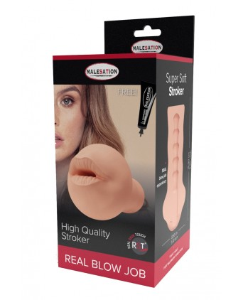 Masturbateur Real Blow Job - Malesation - Masturbateurs homme