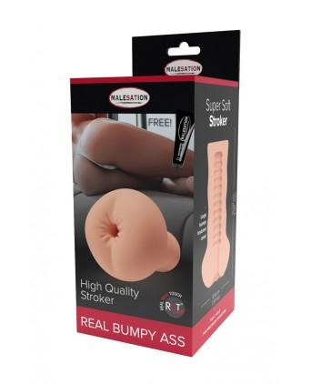 Masturbateur Real Bumpy Ass - Malesation - Masturbateurs homme