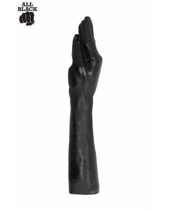 Gode All Black fucker (37 cm) - Godes réalistes