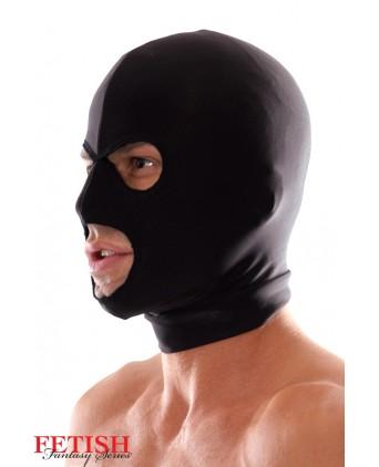 Cagoule spandex 3 ouvertures - Cagoules, masques