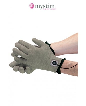 Mystim Magic Gloves - Électro-stimulation