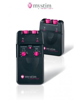 Malette électro-stimulation Pure Vibes 3 fonctions - Mystim - Électro-stimulation